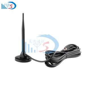 DVB-T Mouse Tail suction cup antenna DTMB antenna